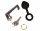 Daken Verschluss mit 2 Schlüssel für PB108