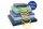 4 Stück Abstützplatten Set LAB, Unterlegplatten, Kranplatten, Kranabstützplatten