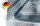 ADE Seitenkasten Alu Riffelblech 1800 x 220 x 500 mm, Staukasten, Staubox, Zubehör Pferdeanhänger