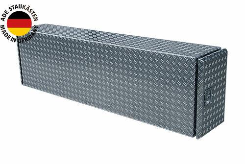 ADE Unterflurkasten Alu Riffelblech 500 x 400 x 2000 mm