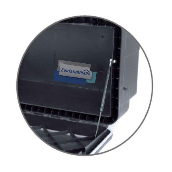 Gasfedersatz (2 Stück) für Daken LKW Staukasten Staubox W040 - W150, Daken GFS