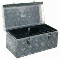 Truckbox D028 Deichselbox, Werkzeugbox, Alu Riffelblech,...