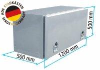 ADE Busdeckelkasten Edelstahl 1200 x 500 x 500 mm,...