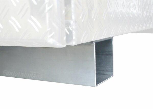 Fußkonsolen (2 Stück)  für Pritschenkasten Typ 3