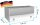 ADE Schubdeckelkasten Edelstahl, Deckel poliert 1200 x 500 x 600 mm, Werkzeugkasten, Staukasten, Staubox, Unterflurbox