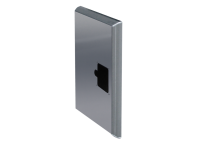 ADE Ersatzdeckel aus Edelstahl 800 x 600 mm