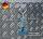 ADE Trapez Deichselbox 800x(600)x300x350mm Riffelblech - D1A28R080-060-30-35