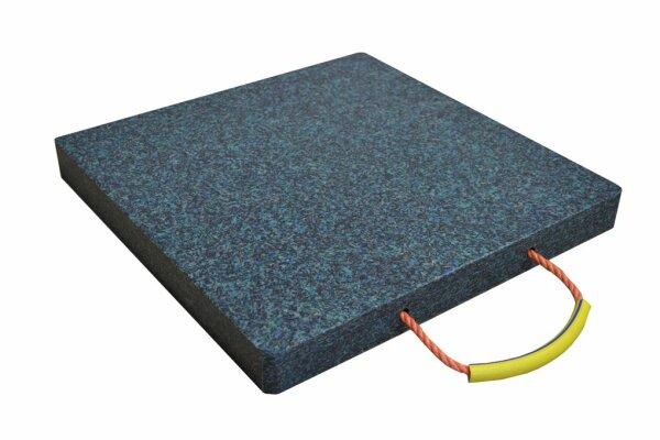 Abstützplatte LAB-30-30-3 cm, Unterlegplatten, Kranplatten, Kranabstützplatten