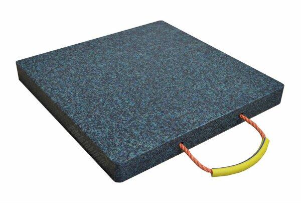 Abstützplatte LAB-50-50-4 cm, Unterlegplatten, Kranplatten, Kranabstützplatten
