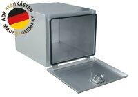 ADE Staukasten aus 2mm Edelstahl 500x450x680mm...